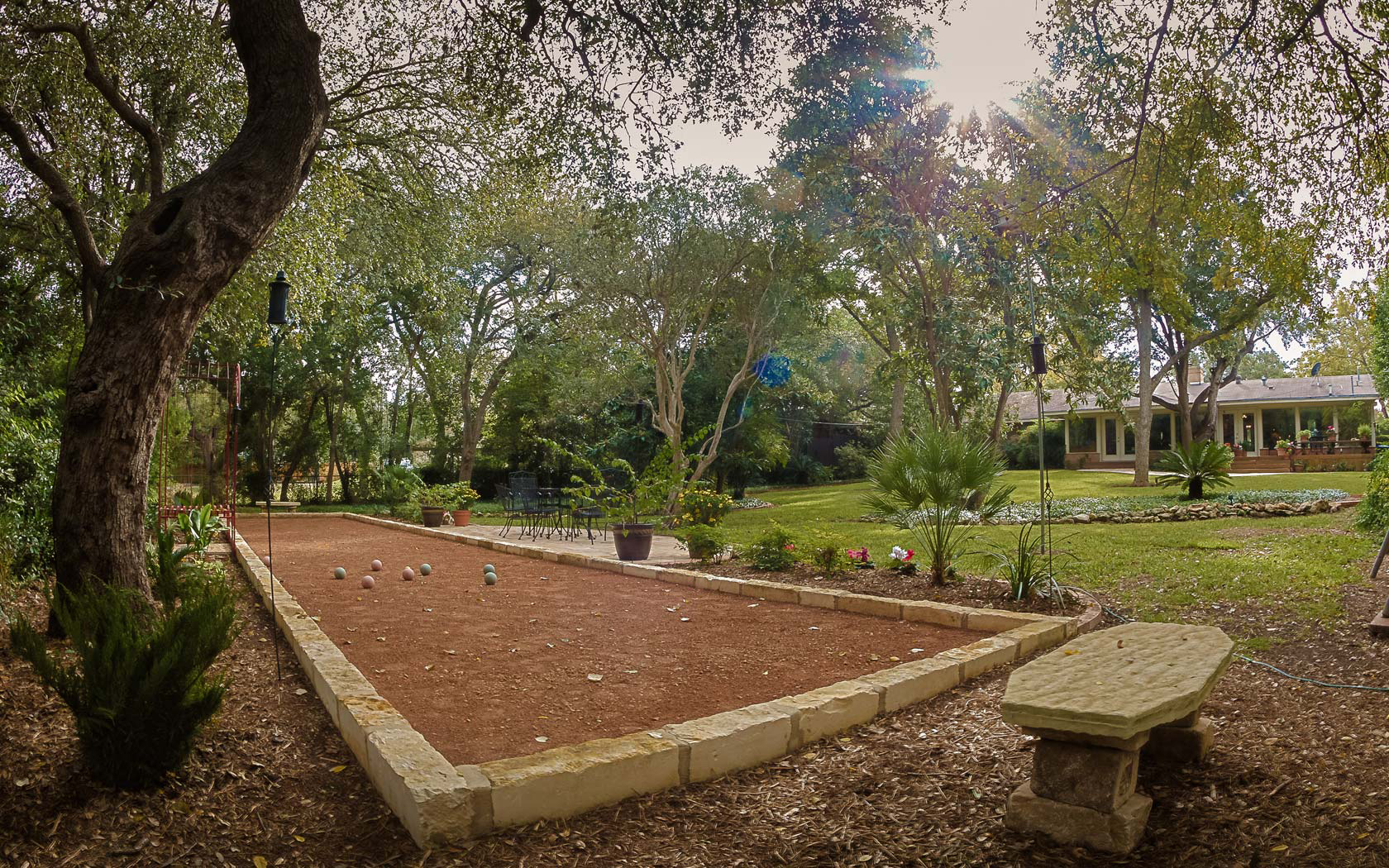 Bocce Pros Of Texas Premier Bocce Court Builders